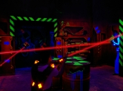 MEGA ZONE LASER GAMES